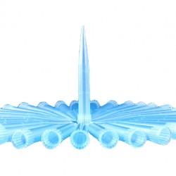 Mavi Pipet Uç 500 Adet