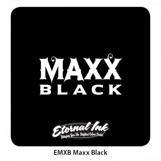Eternal Tattoo İnk Maxx Black 120ML