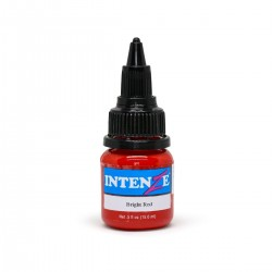 intenze Tattoo İnk Bright Red 15 ML