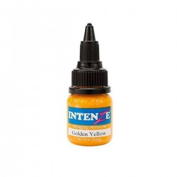 intenze Tattoo İnk Golden Yellow 15 ML