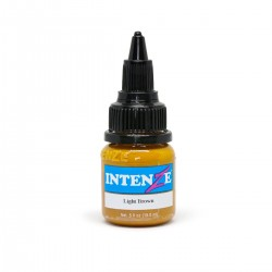 intenze Tattoo İnk Light Brown 15 ML