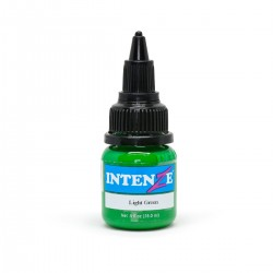 intenze Tattoo İnk Light Green 15 ML