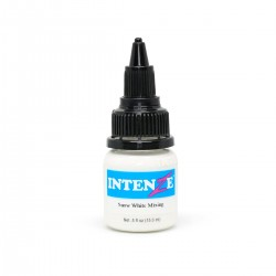 intenze Tattoo İnk Snow White Mixing 15 ML