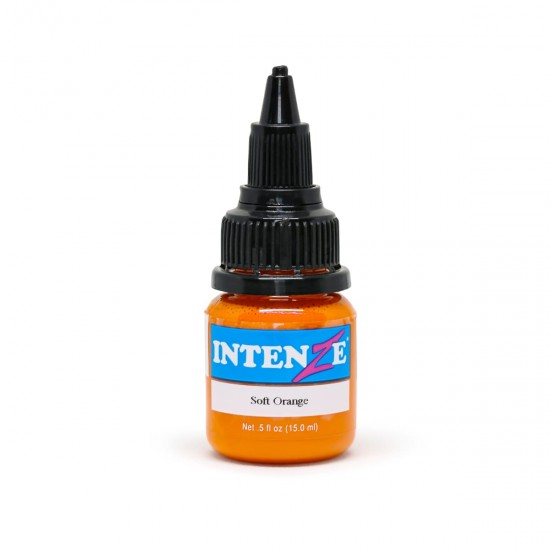 intenze Tattoo İnk Soft Orange 15 ML