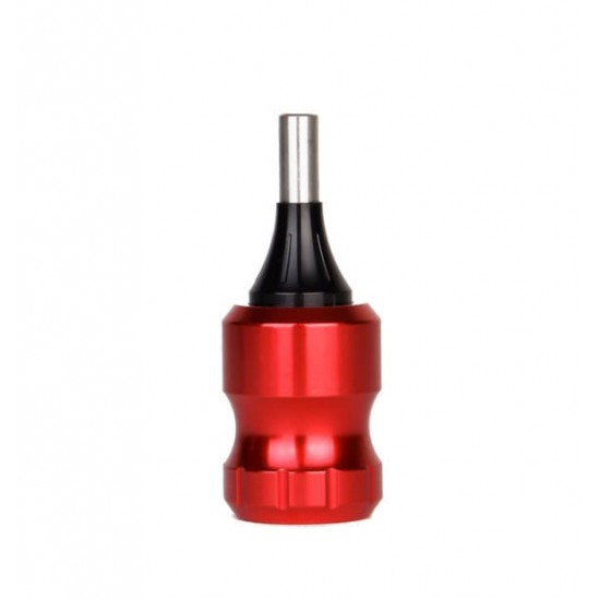 32mm Tattoo Adjustable Cartridge Grip Red