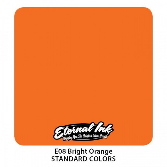 Eternal Tattoo İnk Bright Orange 30 ML