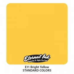 Eternal Tattoo İnk Bright Yellow 30 ML