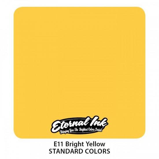 Eternal Tattoo İnk Bright Yellow 30 ML