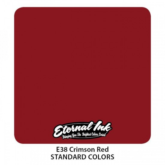 Eternal Tattoo İnk Crimson Red 30 ML