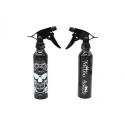 Tattoo Sterile Sprey Bottle 300ml Black