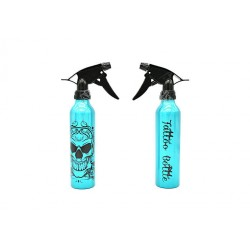 Tattoo Sterile Sprey Bottle 300ml Light Blue