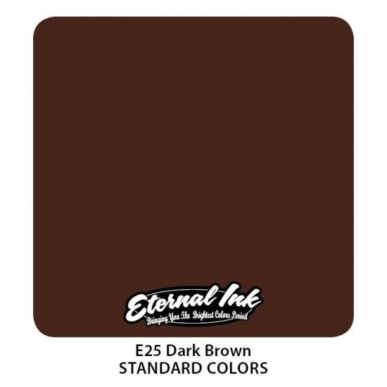 Eternal Tattoo İnk Dark Brown 30 ML