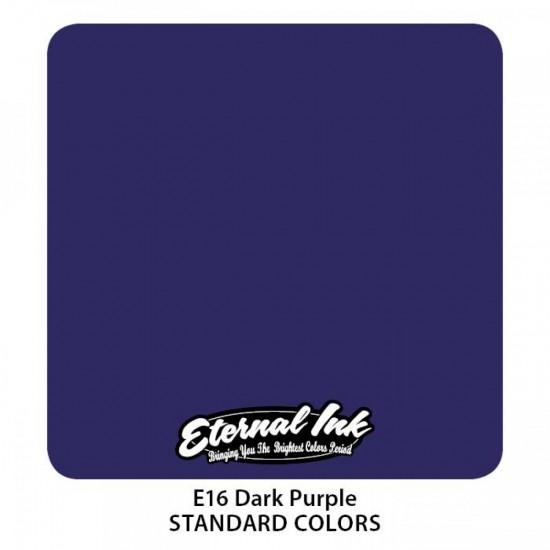 Eternal Tattoo İnk Dark Purple 30 ML