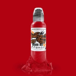 World Famous Tattoo İnk Demon Red 30 ML