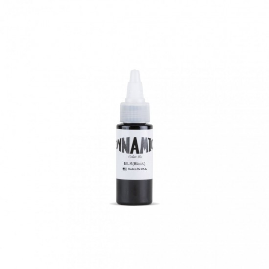 Dynamic Color Tattoo İnk Black 30 ML