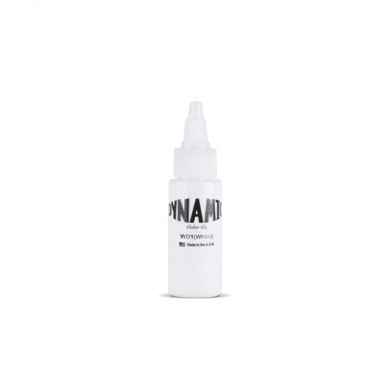 Dynamic Tattoo İnk White 30 ML