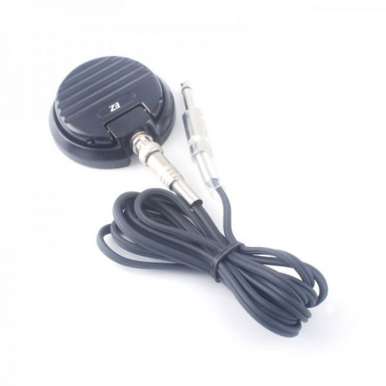 EZ Circular Tattoo Foot Switch Black
