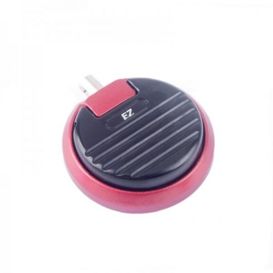 EZ Circular Tattoo Foot Switch Red