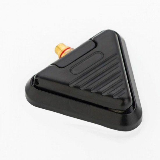 EZ Tattoo Delta Foot Pedal Black
