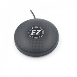 EZ Pro Design Solid Foot Switch BLACK