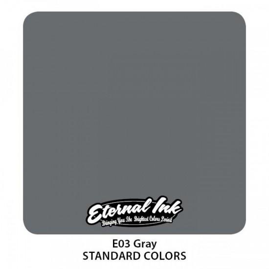 Eternal Tattoo İnk Gray 30 ML