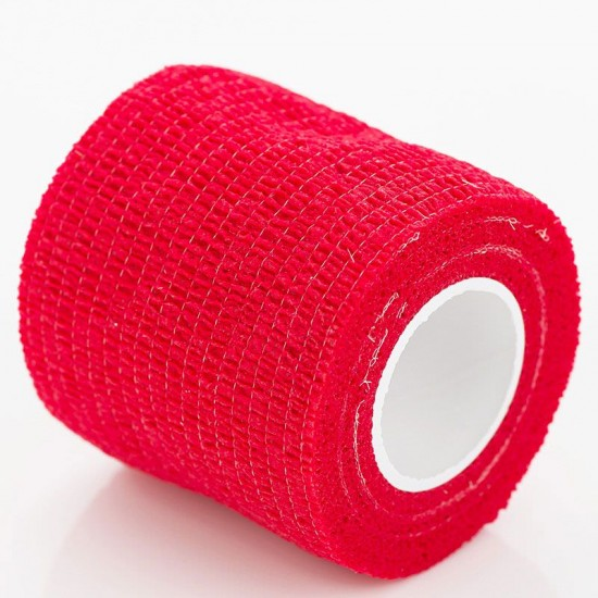 Tattoo Grip Cover Red