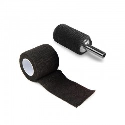 Tattoo Grip Cover Black