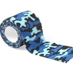 Grip Bandajı Mavi Kamuflaj