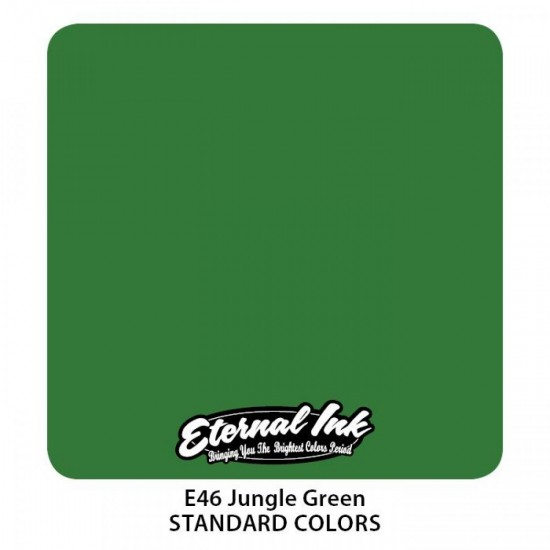 Eternal Tattoo İnk Jungle Green 30 ML