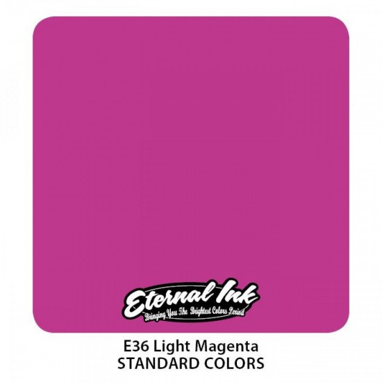 Eternal Tattoo İnk Light Magenta 30 ML