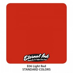 Eternal Tattoo İnk Light Red 30 ML