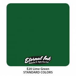 Eternal Tattoo İnk Lime Green 30 ML
