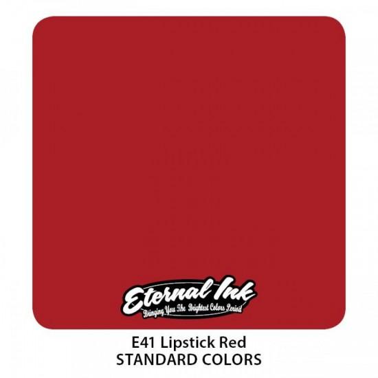 Eternal Tattoo İnk Lipstick Red 30 ML