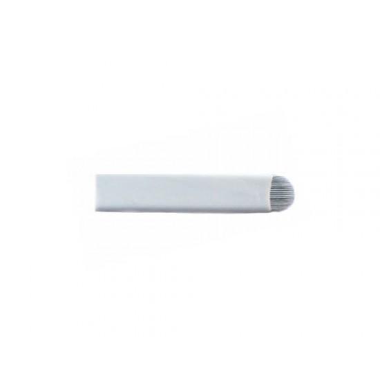 PCD Microblading Needle 18 U Shape