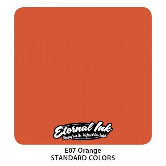 Eternal Tattoo İnk Orange 30 ML