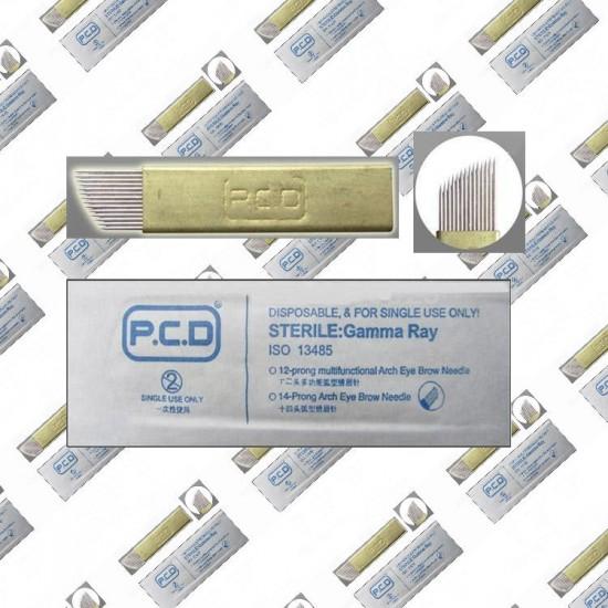PCD Microblading Needle 14 Bevel