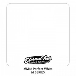 Eternal Tattoo İnk M Series Perfect White 120 ML