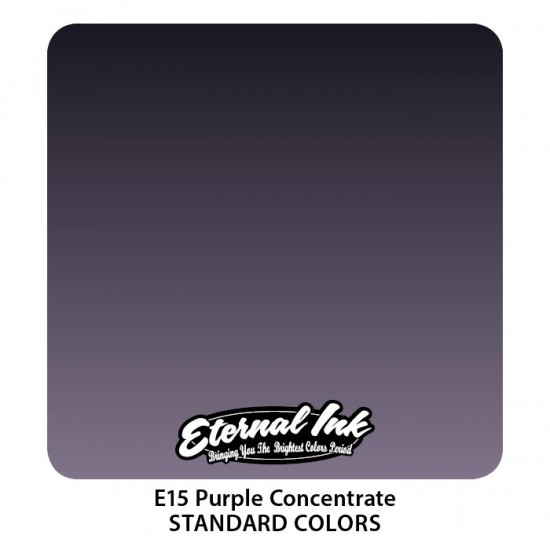 Eternal Tattoo İnk Purple Concentrate 30 ML