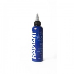 Radiant Color Tattoo İnk Electric Blue 30 ML
