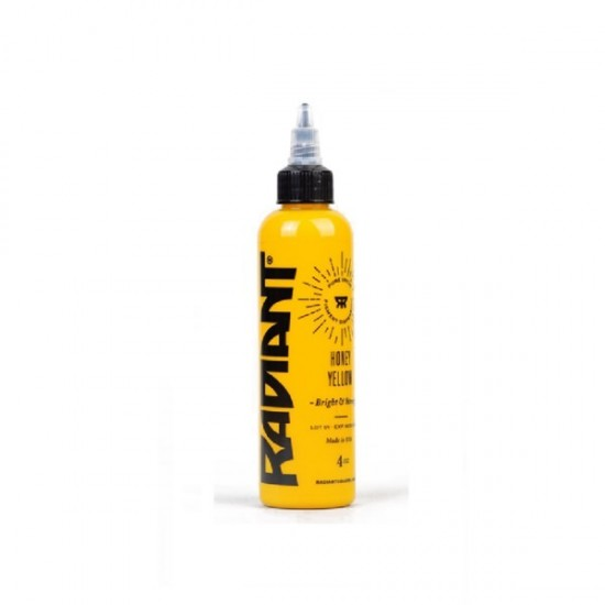 Radiant Tattoo İnk Honey Yellow 30 ML