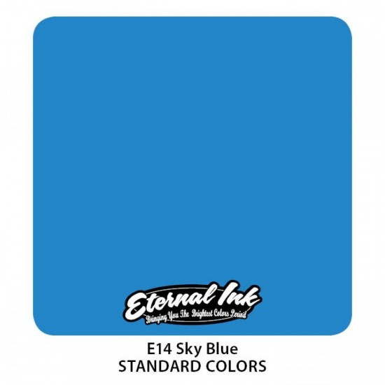 Eternal Tattoo İnk Sky Blue 30 ML