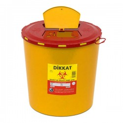 Medical Waste Bin 10 Liter