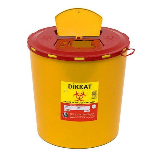 Medical Waste Bin 10 Liter