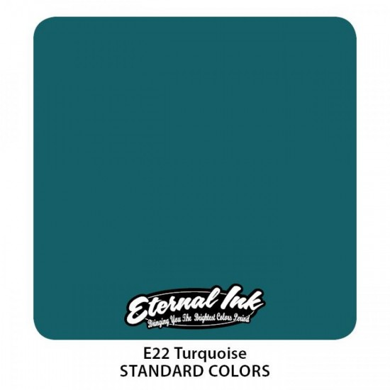 Eternal Tattoo İnk Turquoise 30 ML