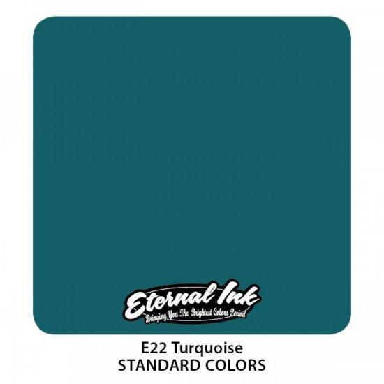 Eternal Tattoo İnk Turquoise 30 ML