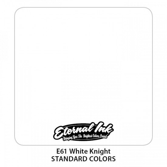 Eternal Tattoo İnk White Knight 30 ML