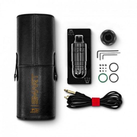 Ava GT Smart Cartridge Tattoo Pen Black