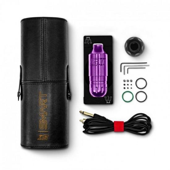 Ava GT Smart Cartridge Tattoo Pen Purple