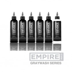 Empire Tattoo İnk Graywash Series 6 x 30 ML
