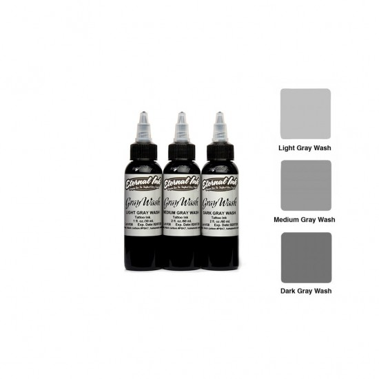 Eternal Grey Wash Set 30ml